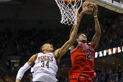 NBA playoffs schedule and results: Bulls, Warriors aiming for sweep