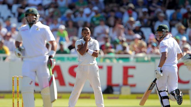 South Africa v New Zealand - First Test: Day 1