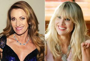 Jane Seymour, Lucy Punch | Photo Credits: Jennifer Clasen/FOX, Dimitrios Kambouris/WireImage