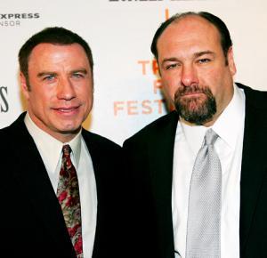 John Travolta on James Gandolfini: He Helped Me Through My Son's Death