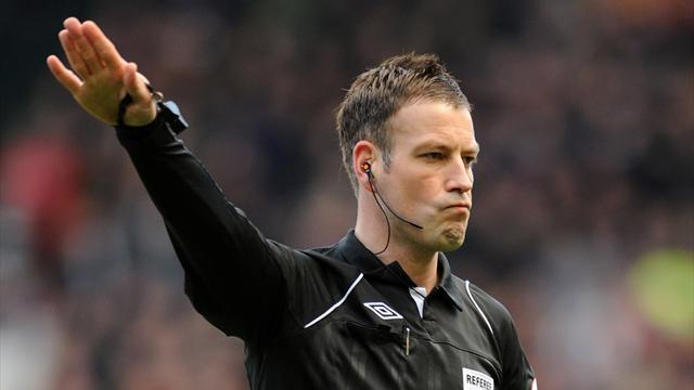 Premier League - Clattenburg will not officiate for another week