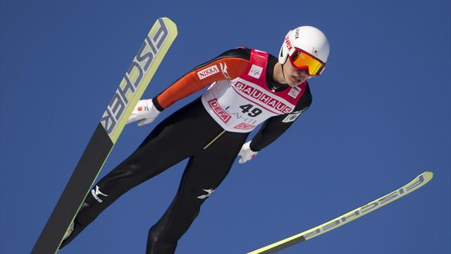 Ski Jumping - Japan jump to mixed team World Cup title in Lillehammer