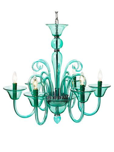 Luxe-Looking Steal: Z Gallerie Chandelier