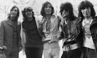 Stones Reunite With Wyman And Taylor For Gigs