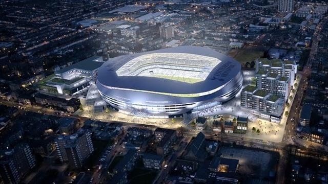 Premier League - Tottenham eyeing 2017 opening date for new stadium