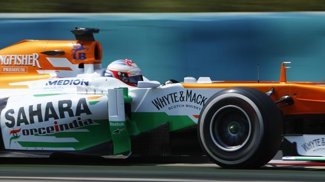 Formula 1 - Force India looks to McLaren youth model