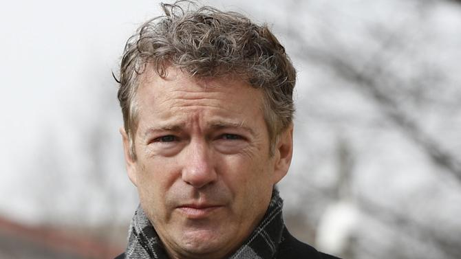 Rand Paul Thinks He's the Republican to Appeal to Minorities