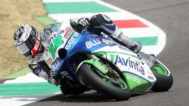 Motorcycling - Silva to stand in for Aoyama