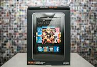 Unboxing the Kindle Fire HD 8.9