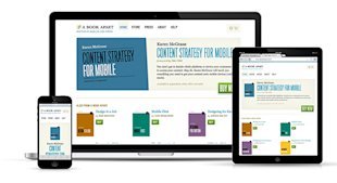 10 Awesome Examples of Ecommerce Sites Using Responsive Web Design image book apart rwd