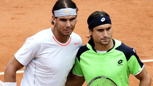 French Open - Statistics for Nadal v Ferrer