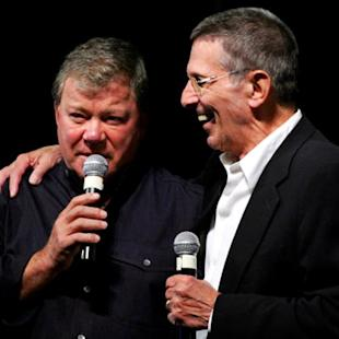 William Shatner Will Miss Leonard Nimoy's Funeral