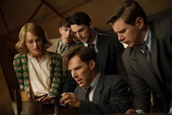Toronto Critic's Pick: Benedict Cumberbatch Bristles with Brilliance in 'The Imitation Game'
