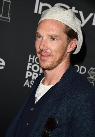 Benedict Cumberbatch Reveals Which A-List Actress He Wants to Join Him in 'Hamlet'