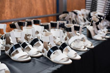 The View From Backstage at #NYFW via Photographer Shawn Brackbill