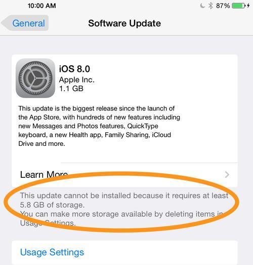 Read These 6 Warnings Before You Update Your iPhone or iPad to iOS 8