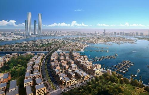 Qatar is Building a Whole New City From Scratch for the 2022 World Cup!