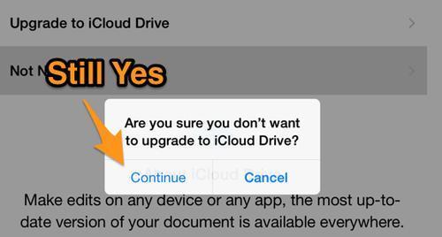 iCloud Drive screenshot