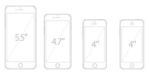 Plus Sizeparison 6 Vs Iphone 6s