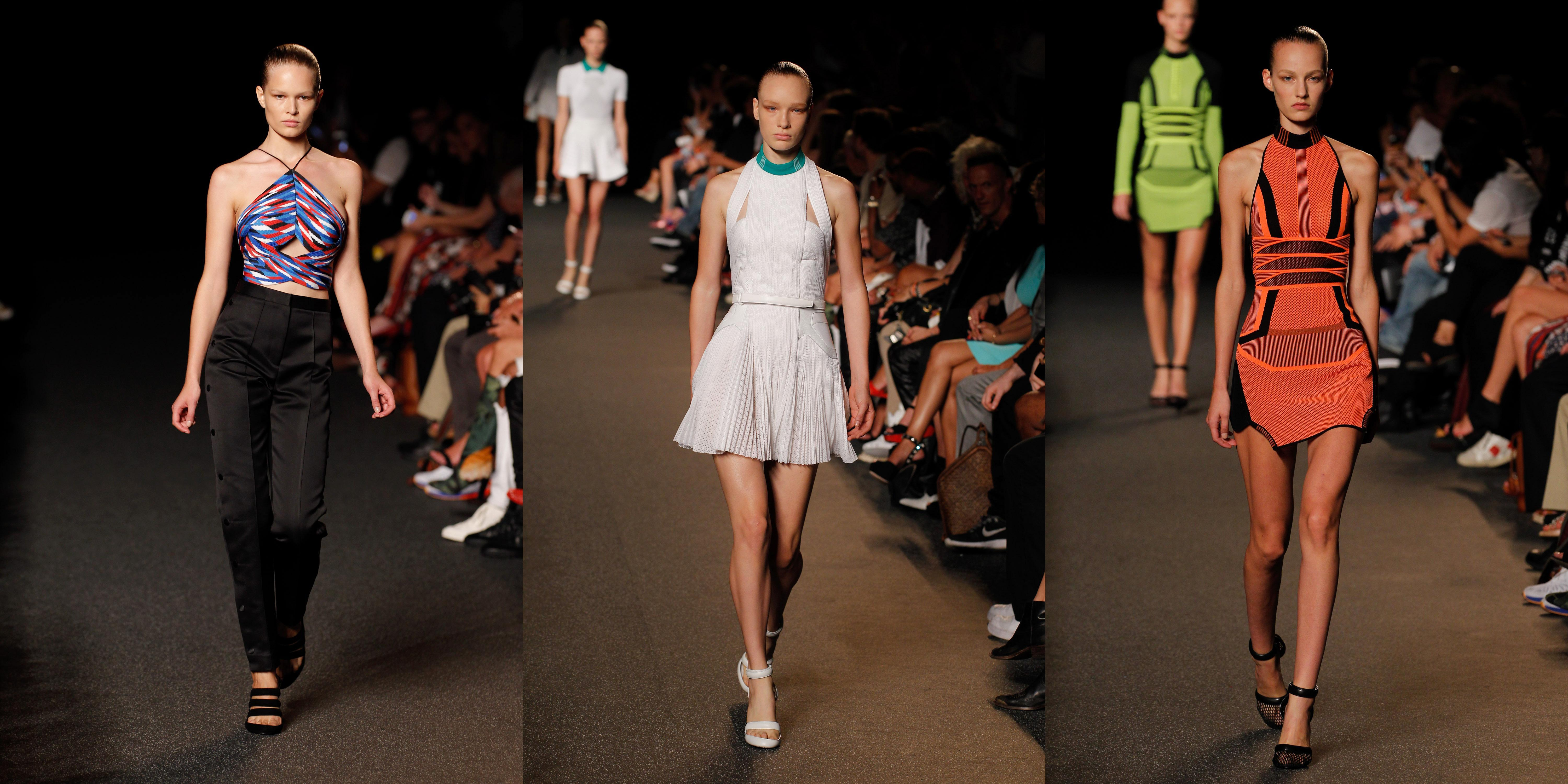 Alexander Wang The Hottest Ticket At New York Fashion Week