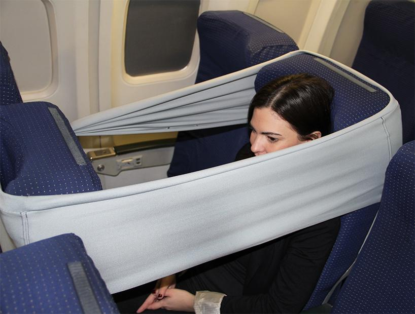 how to clean airplane pillow