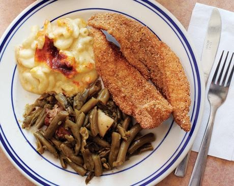 Throw a proper southern fish fry for Fried fish dinner