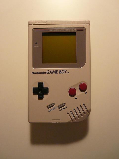Happy 25th Birthday, Game Boy!