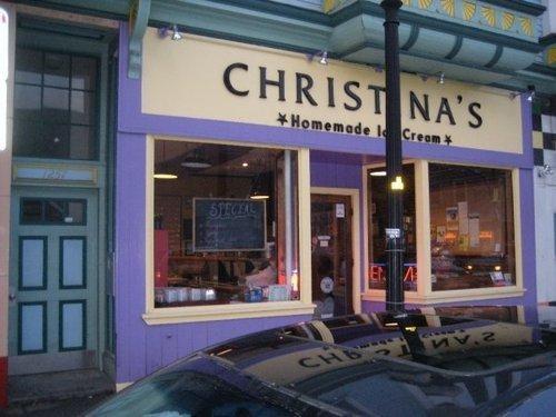 Christina's