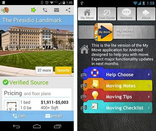 8 apps to help you find and settle into your new apartment
