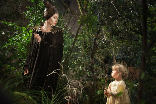 Why Angelina Jolie's 'Maleficent' Scene With Her Daughter Took Me Out of the Movie