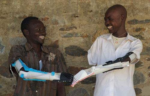 Inexpensive 3D Limbs Could Bring New Hope to Sudan's 50,000 Amputees