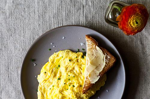 Eggs, a Whole New Way