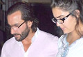 Saif met his daughter's boyfriend