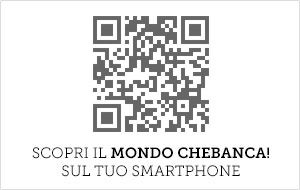 Scansiona il QR code!