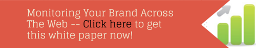 Banner ad - Monitoring Your Brand Across the Web final
