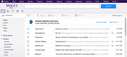 Yahoo Mail and Outlook for iOS Get Major Updates