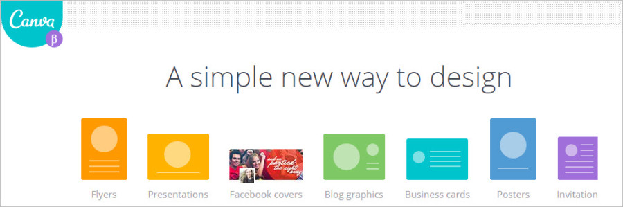 Edit in Canva - Business Blogging Tool