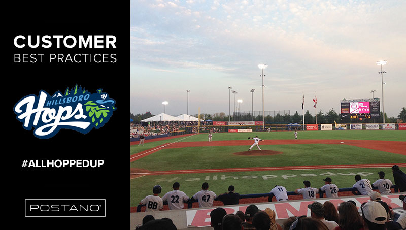 How a Minor League Team Uses Social Media to Improve Fan Engagement