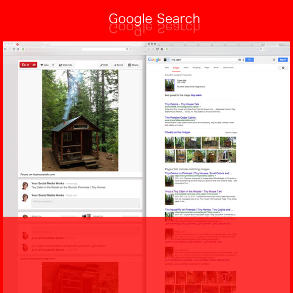 Pins and Boards Are Now Being Indexed By Google