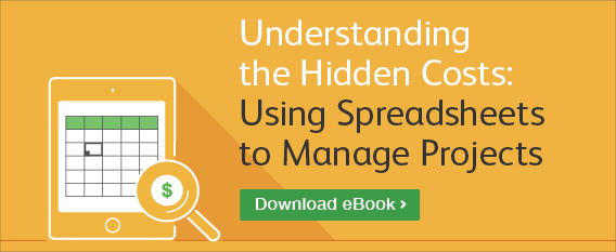 Hidden Costs of Spreadsheets for Managing Projects