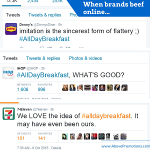 Brands Hijack McDonald