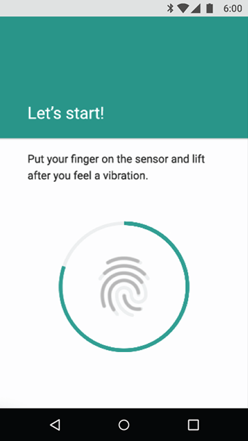 Android_Fingerprint_sensor
