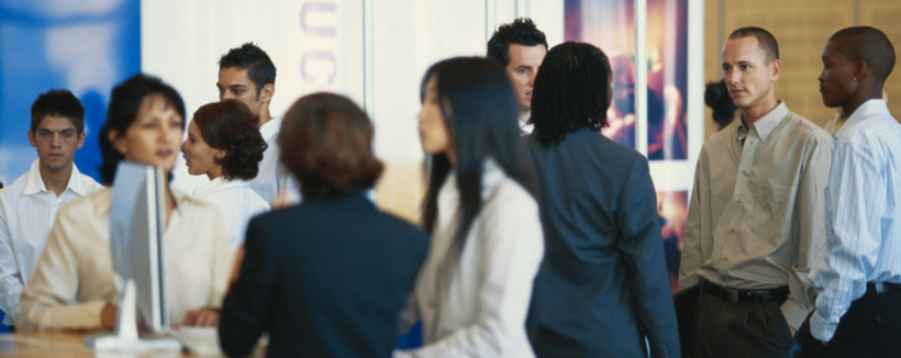 Do You Know How to Network at a Trade Show?