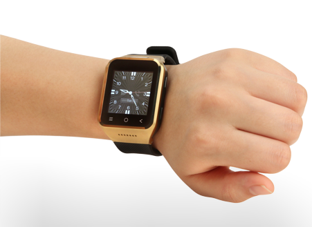 GoldKey Secure Communicator To Debut As Stand Alone Wearable Smartphone At CES 2015 image GoldKey Secure Communicator