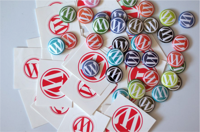WP badges