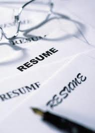Shake The Stiffness Out Of Your Resume: How To Give It A Human Voice image resume.jpeg