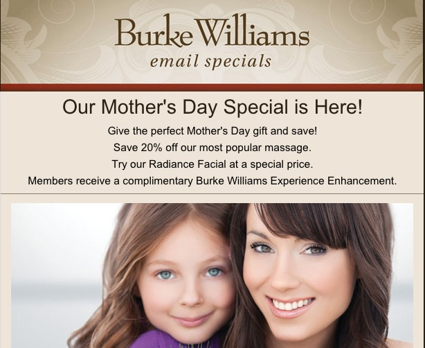 The 4 Emails Retailers Should Send for Mother's Day