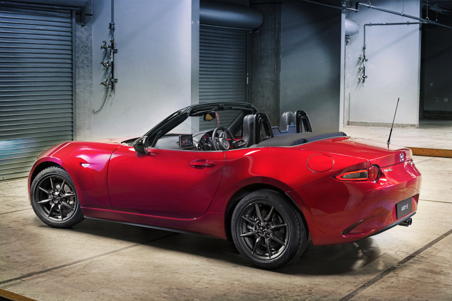 2016 Mazda MX-5 Miata – Quick Test