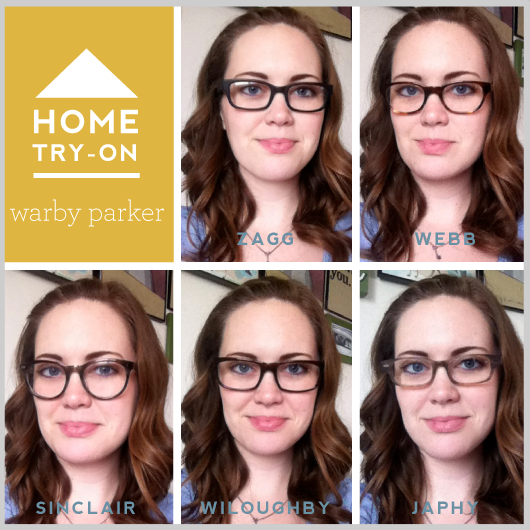 Warby Parker Social Media Example
