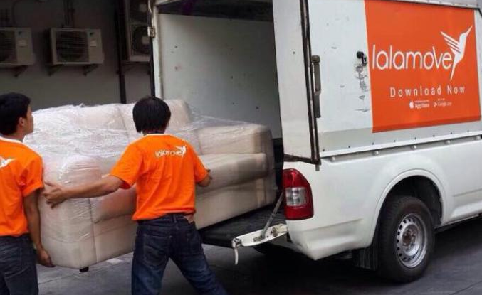 Delivery Service Lalamove Raises $10M To Become Uber For Logistics image Lalamove